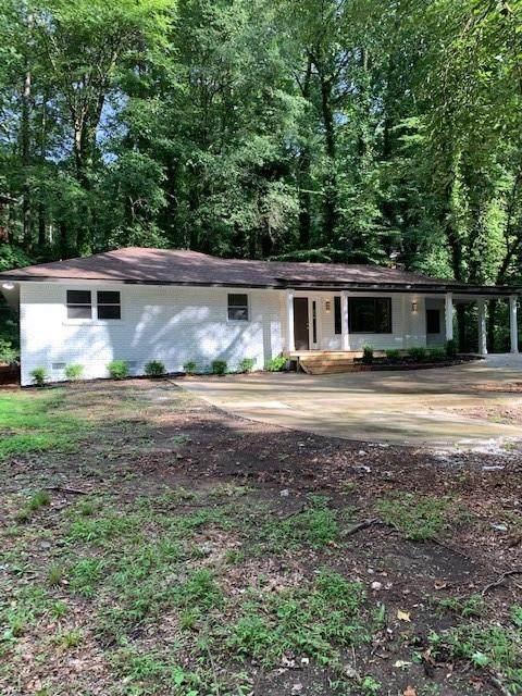 3198 Cloverhurst Drive Drive, East Point, GA 30344 (MLS #6825147) :: Path & Post Real Estate