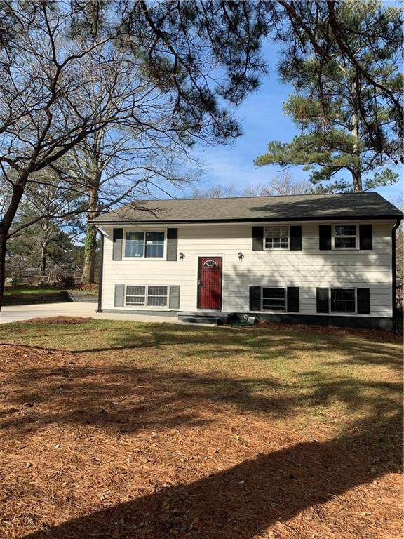 4083 Sweetbriar Lane, Forest Park, GA 30297 (MLS #6825440) :: The Realty Queen & Team