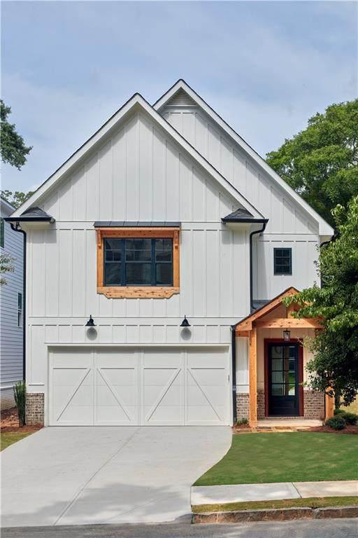 1341 Oaklawn Avenue NE, Brookhaven, GA 30319 (MLS #6826288) :: North Atlanta Home Team