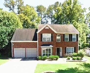 3621 Hollyhock Way NW, Kennesaw, GA 30152 (MLS #6826557) :: Dillard and Company Realty Group