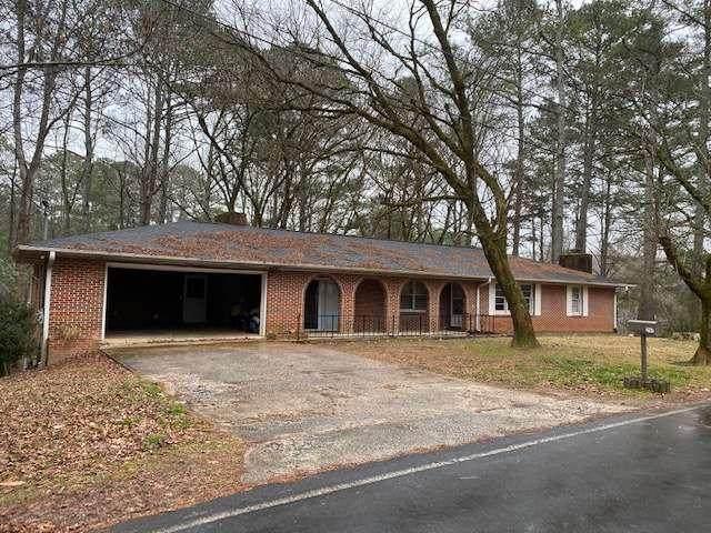 257 Mcwhorter Street, Jasper, GA 30143 (MLS #6826681) :: Path & Post Real Estate