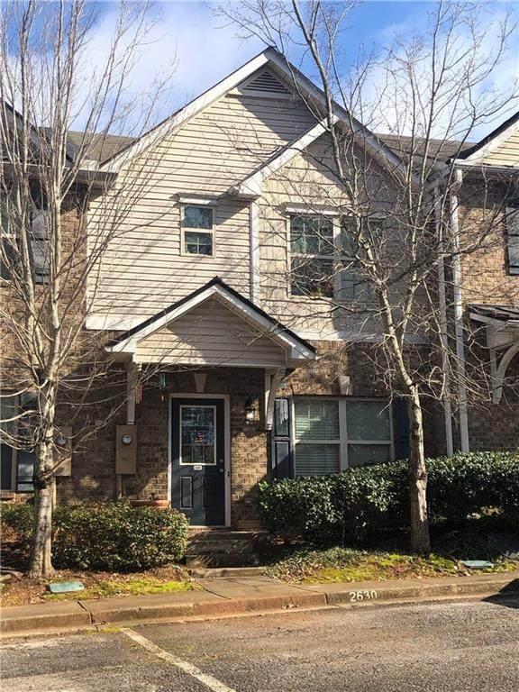 2630 Creek Mill Lane, Gainesville, GA 30504 (MLS #6827213) :: Keller Williams Realty Cityside