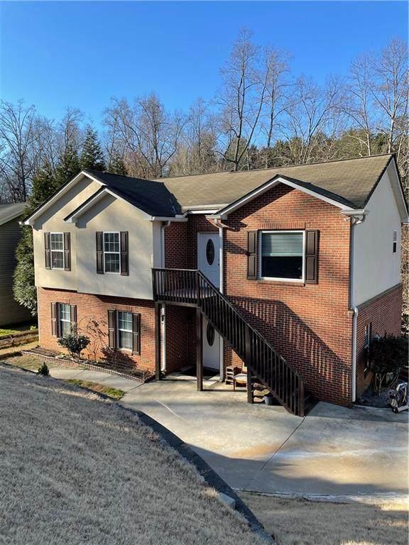 911 Nix Court, Gainesville, GA 30501 (MLS #6827281) :: North Atlanta Home Team