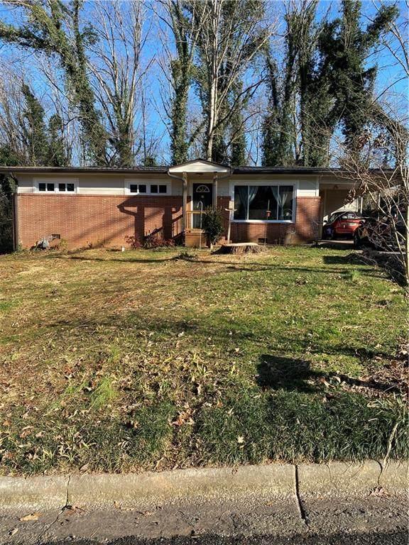 1350 Dunn Drive, Gainesville, GA 30501 (MLS #6827413) :: RE/MAX Prestige