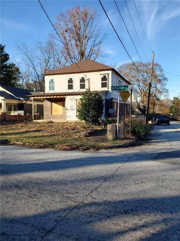 1354 Mcpherson Avenue SE, Atlanta, GA 30316 (MLS #6827757) :: North Atlanta Home Team