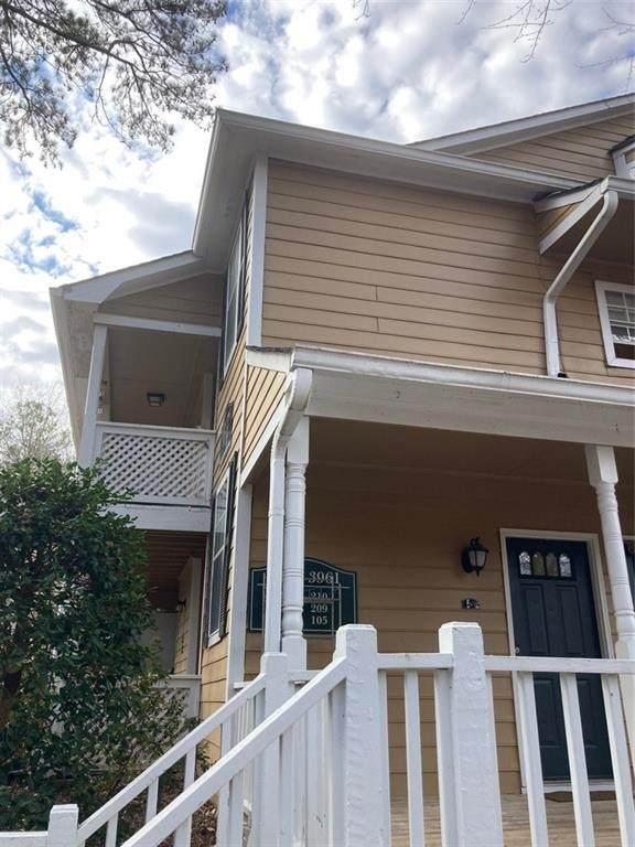 4081 Riverlook Parkway SE #207, Marietta, GA 30067 (MLS #6827892) :: The Justin Landis Group