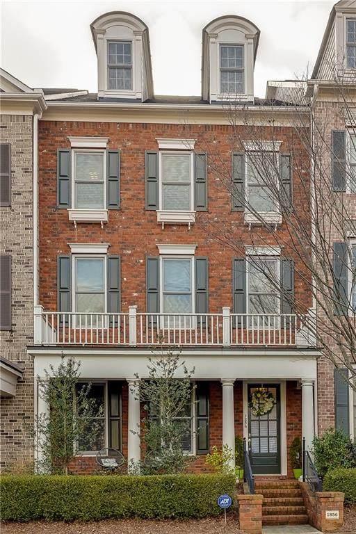 1856 Adagio Drive, Alpharetta, GA 30009 (MLS #6828284) :: North Atlanta Home Team