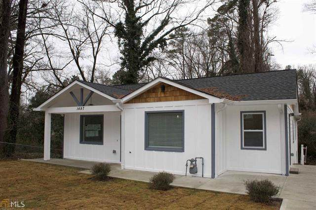 1497 Eason Street NW, Atlanta, GA 30314 (MLS #6828323) :: North Atlanta Home Team