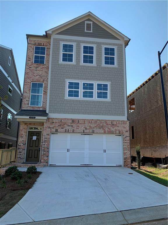 674 Crosshaven Drive, Marietta, GA 30066 (MLS #6829082) :: Path & Post Real Estate