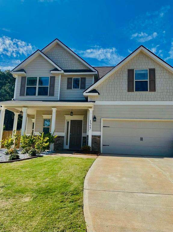 125 Highwood Drive, Covington, GA 30016 (MLS #6829088) :: Path & Post Real Estate
