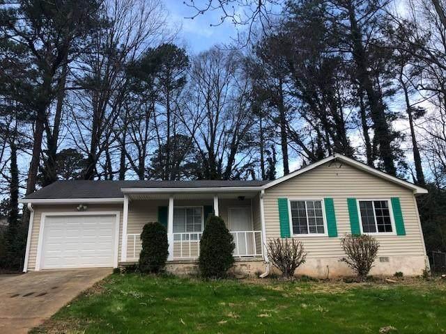 2834 Heritage Lane, Morrow, GA 30260 (MLS #6829151) :: Path & Post Real Estate