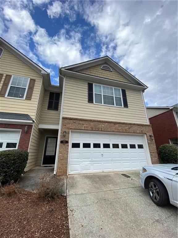 569 Woodland Park Terrace, Lawrenceville, GA 30043 (MLS #6829224) :: North Atlanta Home Team