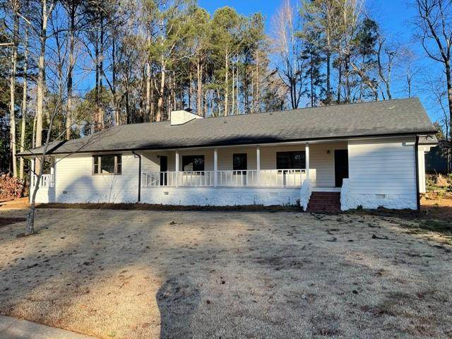 13 Snead Circle, Sharpsburg, GA 30277 (MLS #6829430) :: North Atlanta Home Team