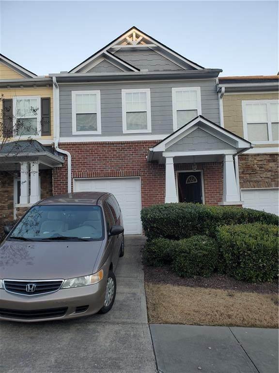 813 Arbor Gate Lane, Lawrenceville, GA 30044 (MLS #6829573) :: North Atlanta Home Team