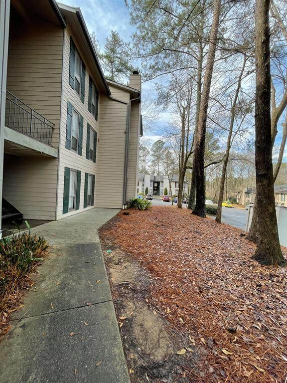 9400 Roberts Drive 1A, Sandy Springs, GA 30350 (MLS #6829714) :: The Zac Team @ RE/MAX Metro Atlanta
