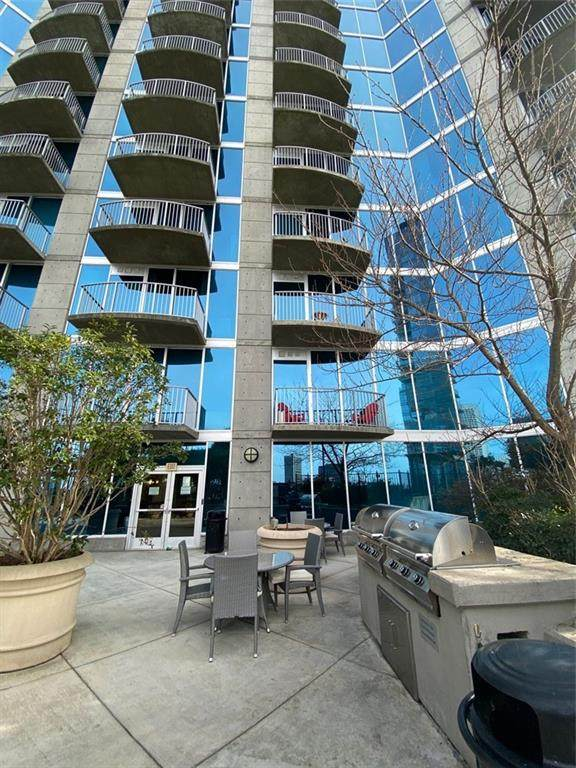 400 W Peachtree Street NW #1209, Atlanta, GA 30308 (MLS #6829753) :: The Gurley Team