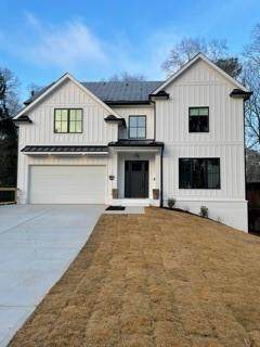 2694 Drew Valley Road, Brookhaven, GA 30319 (MLS #6829878) :: The Zac Team @ RE/MAX Metro Atlanta