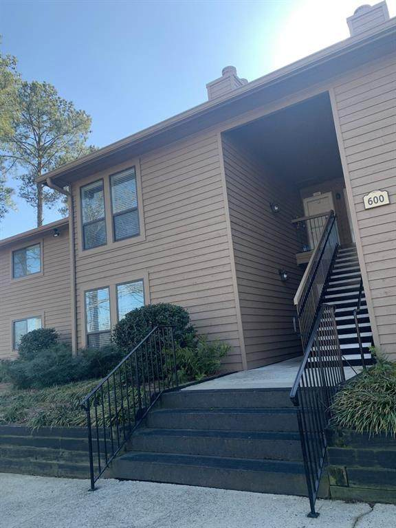 603 Parkaire Crossing #603, Marietta, GA 30068 (MLS #6829893) :: The Zac Team @ RE/MAX Metro Atlanta