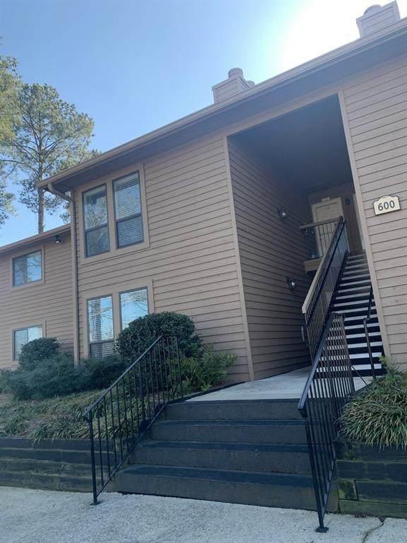603 Parkaire Crossing #603, Marietta, GA 30068 (MLS #6829893) :: Kennesaw Life Real Estate