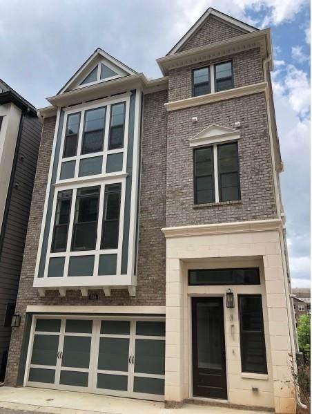 622 Broadview Terrace NE, Atlanta, GA 30324 (MLS #6830293) :: KELLY+CO