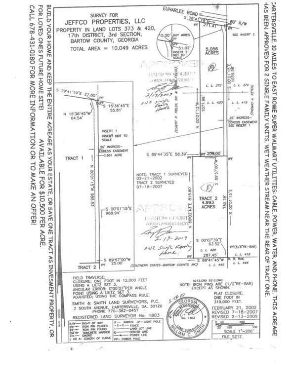 1921 Euharlee Road - Photo 1