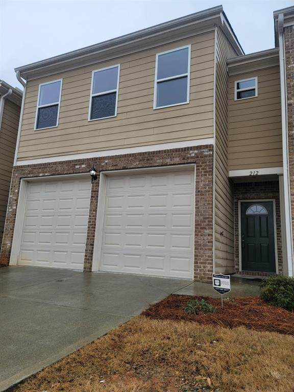 212 Oakland Hills Way, Lawrenceville, GA 30044 (MLS #6830574) :: The Justin Landis Group