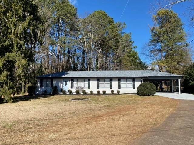 1021 Judy Ann Lane NE, Kennesaw, GA 30144 (MLS #6830602) :: North Atlanta Home Team