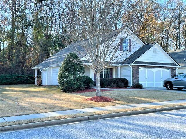 268 Briarcrest Drive, Jefferson, GA 30549 (MLS #6831211) :: North Atlanta Home Team