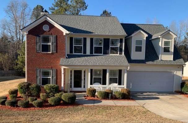 1504 Marigold Drive NW, Bethlehem, GA 30620 (MLS #6831821) :: Kennesaw Life Real Estate