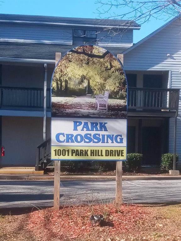 1001 Park Hill Drive NE, Gainesville, GA 30501 (MLS #6831901) :: The Cowan Connection Team