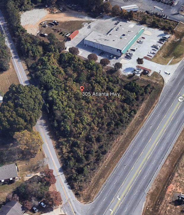 305 Athens Highway, Loganville, GA 30052 (MLS #6832083) :: North Atlanta Home Team