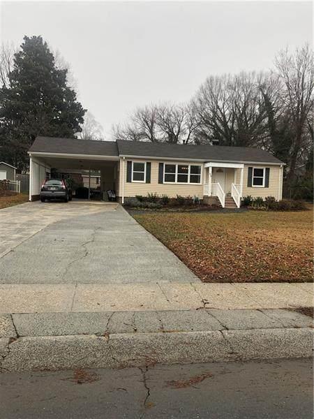 316 Maple Avenue NW, Marietta, GA 30064 (MLS #6832096) :: The Cowan Connection Team