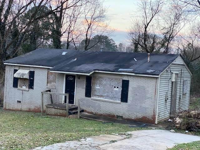 1064 Natham Drive SE, Atlanta, GA 30315 (MLS #6832366) :: Scott Fine Homes at Keller Williams First Atlanta