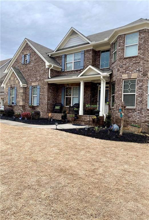 739 Grand Ivey Court, Dacula, GA 30019 (MLS #6832379) :: Charlie Ballard Real Estate