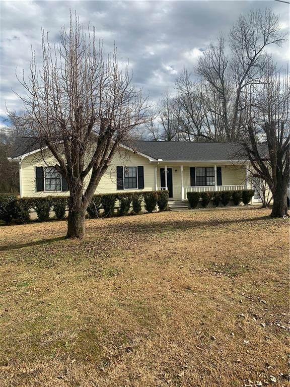 222 River Bend Drive NW, Calhoun, GA 30701 (MLS #6832666) :: Path & Post Real Estate