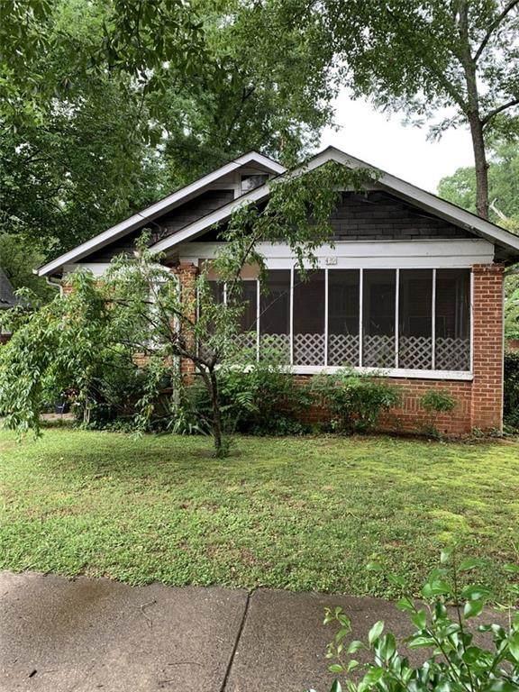 439 3rd Avenue, Decatur, GA 30030 (MLS #6833476) :: The Realty Queen & Team