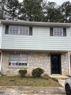 4701 Flat Shoals Road 43 B, Union City, GA 30291 (MLS #6833684) :: Path & Post Real Estate