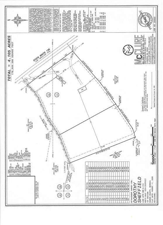 4130 Highway 136 E, Dawsonville, GA 30534 (MLS #6834075) :: Path & Post Real Estate