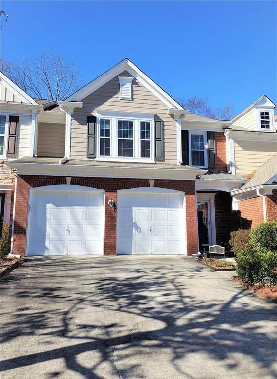 1482 Bellsmith Drive, Roswell, GA 30076 (MLS #6834078) :: Thomas Ramon Realty