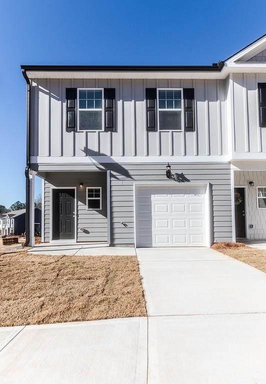 4956 Lower Elm Street #20, Atlanta, GA 30349 (MLS #6835161) :: Tonda Booker Real Estate Sales