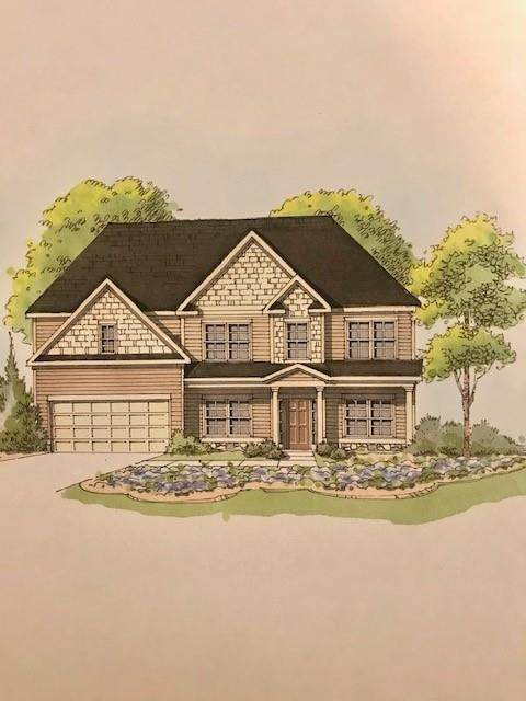 485 Bryson Lake Circle, Douglasville, GA 30134 (MLS #6835270) :: North Atlanta Home Team