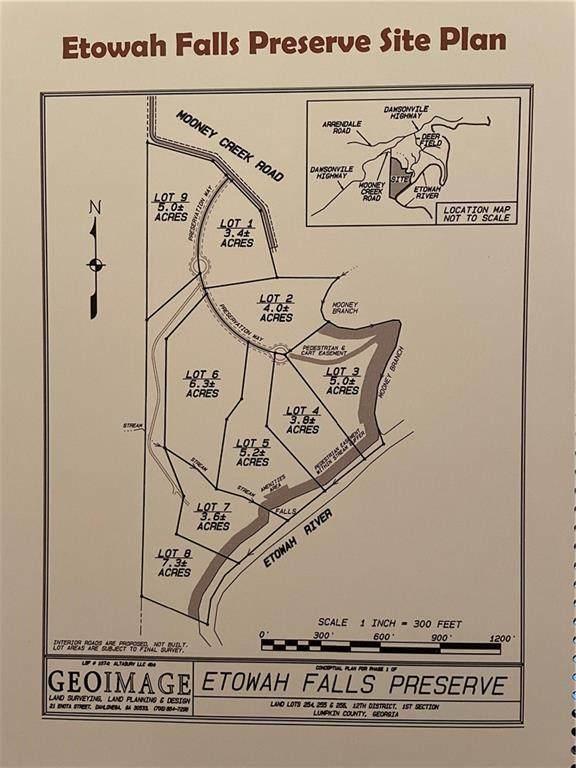 5 Preservation Way, Dahlonega, GA 30533 (MLS #6835398) :: KELLY+CO