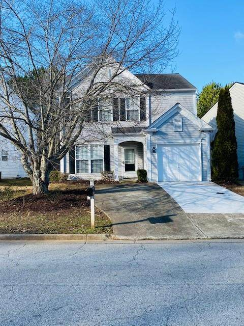 1079 Dunedin Trail, Woodstock, GA 30188 (MLS #6835692) :: The Realty Queen & Team