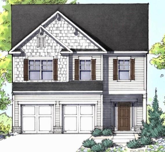 1065 Shadow Glen, Fairburn, GA 30213 (MLS #6836651) :: North Atlanta Home Team