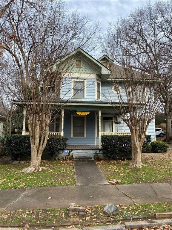 316A Logan Street SE, Atlanta, GA 30312 (MLS #6836974) :: North Atlanta Home Team