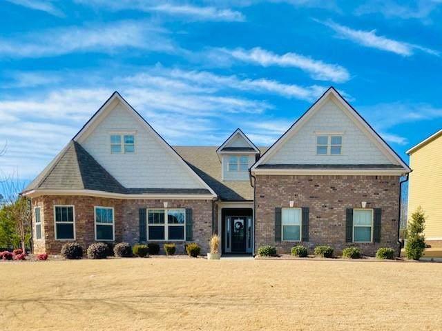 25 Ridgemont Way SE, Cartersville, GA 30120 (MLS #6837347) :: Scott Fine Homes at Keller Williams First Atlanta