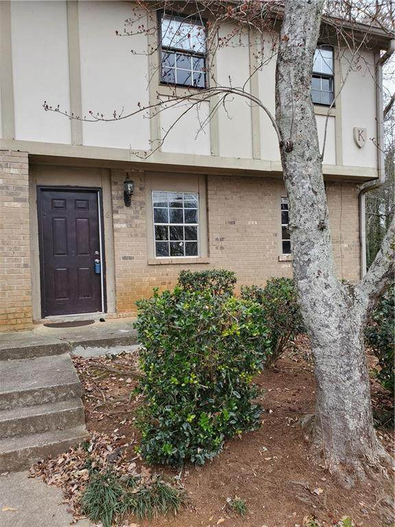 1150 Rankin Street K6, Stone Mountain, GA 30083 (MLS #6838010) :: North Atlanta Home Team