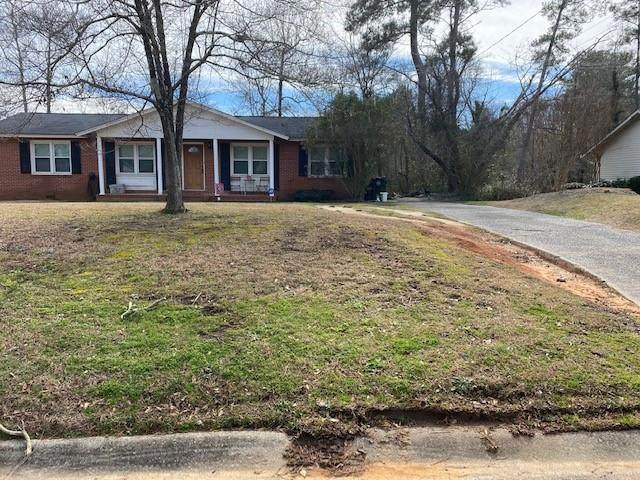 743 S Forest Lake Drive, Macon, GA 31210 (MLS #6838133) :: North Atlanta Home Team