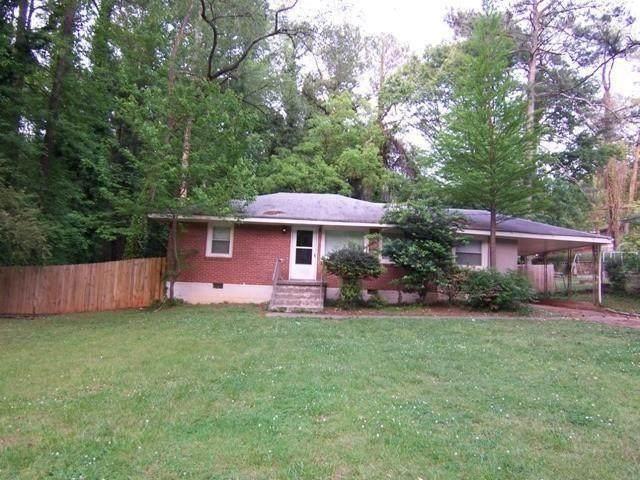2068 E Lilac Lane, Decatur, GA 30032 (MLS #6839032) :: Scott Fine Homes at Keller Williams First Atlanta