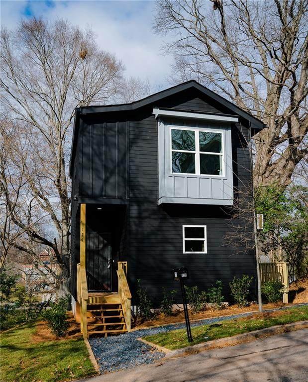 121 Park Avenue SE, Atlanta, GA 30315 (MLS #6839848) :: Path & Post Real Estate